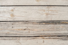 Wood textur, gammalt bräde Arkivbild