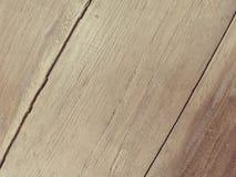 Wood textur i oragesignalen Royaltyfri Foto