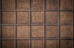 Wood textur med kontrollerade modeller royaltyfri foto