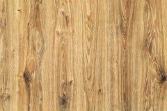 Wood textur, träbakgrund, gammalt brunt korn för timmervägg Royaltyfria Foton