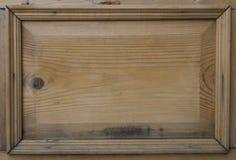 Wood textur, träplankakornbakgrund, gjort randig timmerskrivbord Royaltyfri Foto
