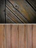 Wood textur, vägg Royaltyfri Fotografi