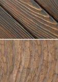 Wood textur, vägg Royaltyfria Foton