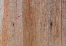 Wood texturbakgrund för brun pastale Arkivbilder