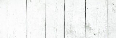 Wood texturbakgrund, vita wood plankor Grunge tvättade den wood väggmodellen Fotografering för Bildbyråer