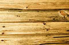 Wood texture. The brown wood texture with natural patterns Stock Photo