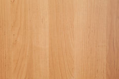 Wood texture. Close up of a wooden panel stock photo