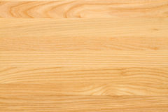 Wood texture. Ash wood  texture, board, background Stock Image