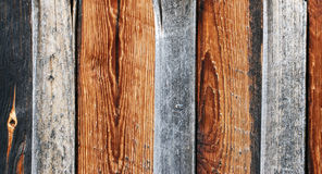 Wood Texture. A detail of the side of an old wood barn Stock Image