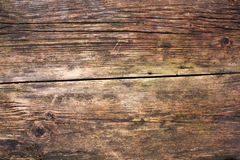 Wood texture. Large and textured old wooden grunge wooden background Royalty Free Stock Photos