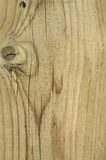 Wood texture. With a single knot Stock Photos