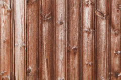 Wood texture. Background with vertical pattern Royalty Free Stock Photos