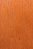 Wood texture. Macro of a teak wood surface, intended as background or wallpaper Royalty Free Stock Image