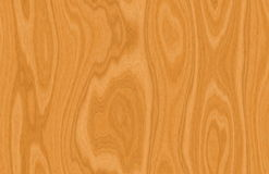 Wood Texture. With Fine Varnish and Veins Royalty Free Stock Photography