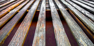 Wood Texture Abstract. Linear wood texture details and abstract Royalty Free Stock Images