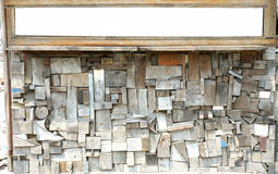 Wood Texture. Art and Natural Background stock photography