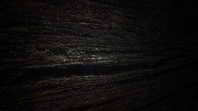 Wood texture backgroud. Pass the camera through the old and ancient surface. An excellent background introductory screensaver for thrillers, horror movies and stock video footage