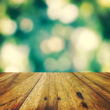 Wood texture background. Wood texture with bokeh background Stock Photos