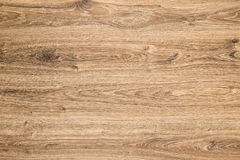 Wood Texture Background, Brown Grained Wooden Pattern Oak Timber royalty free stock image