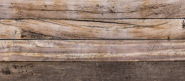 Wood texture background. Brown wood texture background, horizontal Stock Image