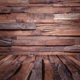 Wood texture background. Brown wood plank texture, dark background stock photos