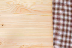 Wood texture background. Wood and cloth texture background Stock Image