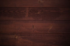 Wood Texture Background. Dark brown Royalty Free Stock Photography