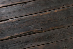 Wood texture Background. Dark wood background close up royalty free stock images