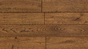 Wood texture background for design, oak toned brown board . Stock Image