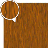 Wood texture background - light brown Royalty Free Stock Photos