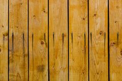 Wood Texture Background. Natural wood and lumber Royalty Free Stock Photo