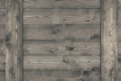 Wood Texture Background. Old boards. Royalty Free Stock Photo