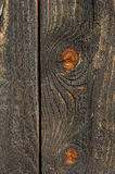 Wood texture background. Old dark wood texture background Stock Photography
