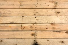 Wood texture background old grunge antique panels Stock Photography