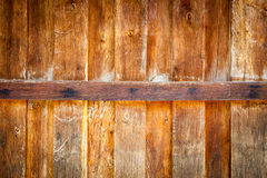 Wood texture. background old panels Stock Photography