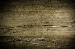 Wood texture background old panels Stock Image