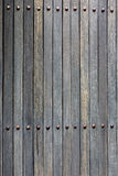 Wood texture, background old panels Stock Photos