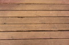 wood texture background. Old trampled board panels royalty free stock images