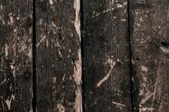 Wood texture - background of old wooden Board royalty free stock photo