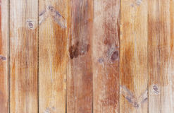 Wood texture. background panels. Natural brown wood texture, vertical background panels Royalty Free Stock Photography