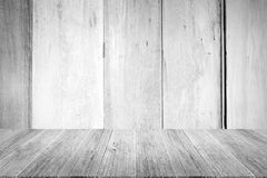 Wood texture background , process in white color with wood terra Royalty Free Stock Images