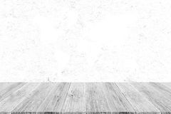 Wood texture background , process in white color with wood terra Royalty Free Stock Image