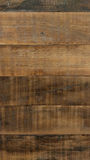 Wood texture background with rich colors. Orange, brown and dark tones. Stock Photos