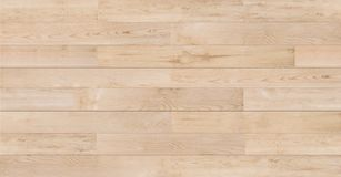 Wood Texture Background, Seamless Oak Wood Floor Stock Photography