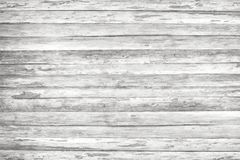 Wood texture background, white wood planks. Grunge washed wooden wall pattern.  royalty free stock photography