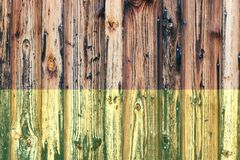 Wood Texture Background. Natural wood and lumber stock image