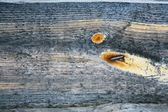 Wood Texture Background, Wooden Board Grains, Old Floor Striped Planks Royalty Free Stock Photography