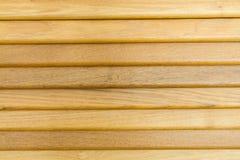 Wood texture of bathroom door Royalty Free Stock Photo