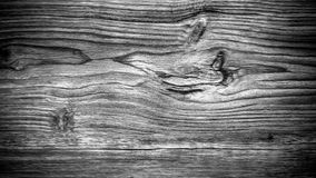 Wood texture. Black and white style Royalty Free Stock Photos