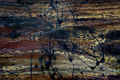 Wood texture with blot Stock Image